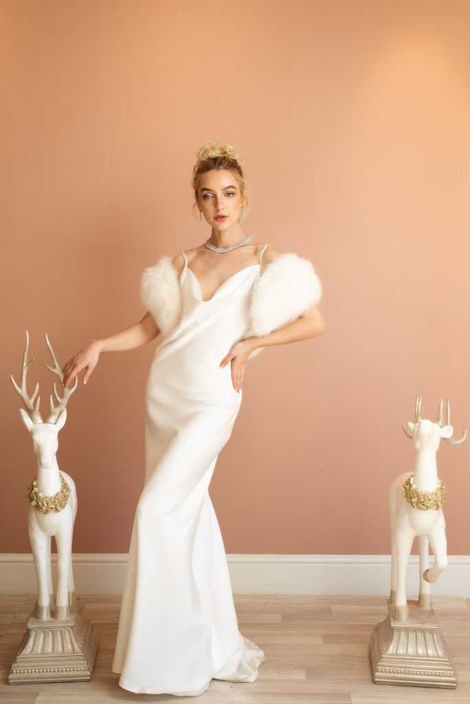 Choosing Your Wedding Dress According to Your Body Type