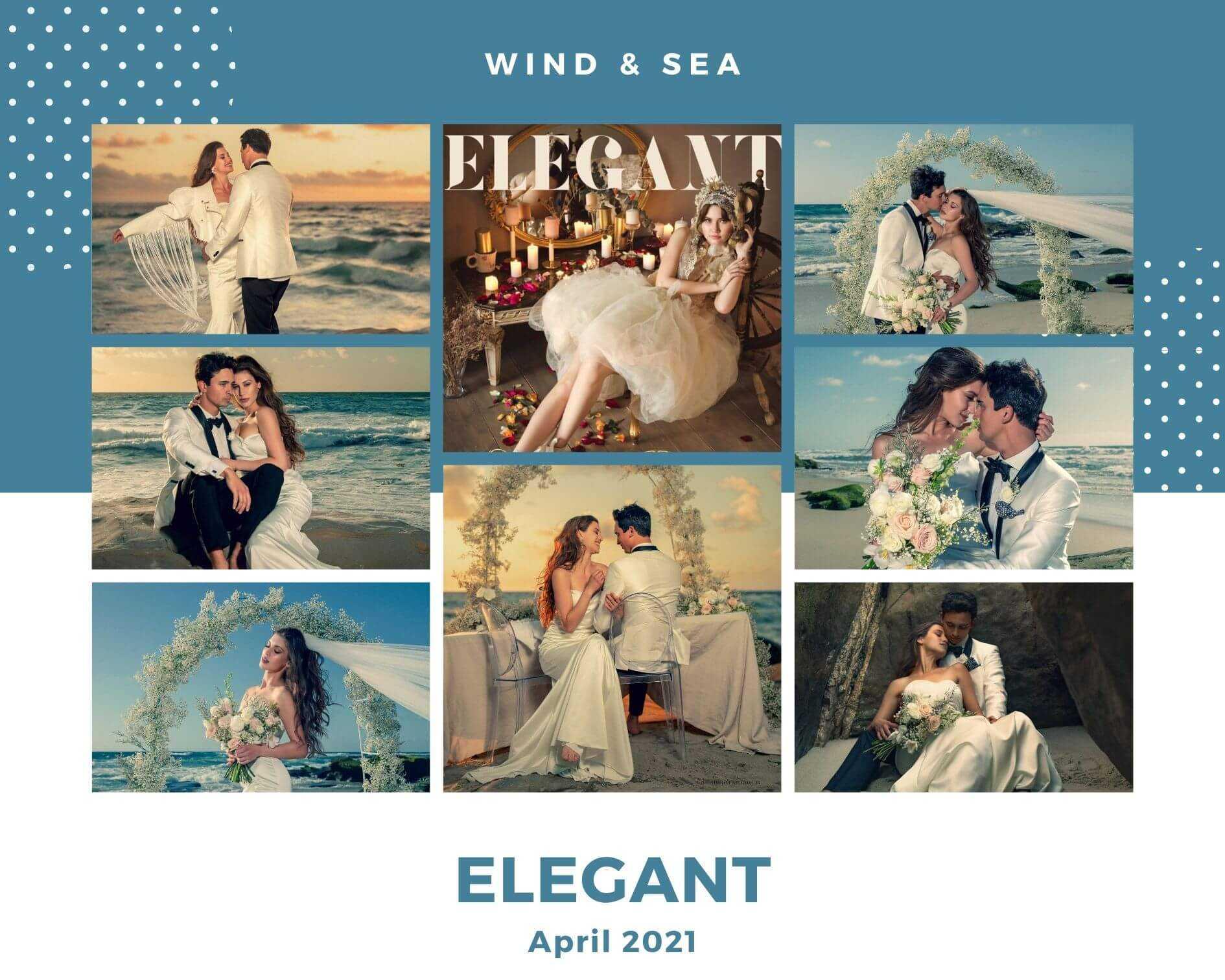 Elegant April 2021